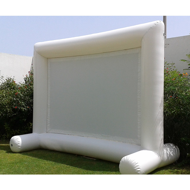 Outdoor Cinema Package Polkadot Party Hire